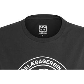 66° North Logn Sailor - T-shirt manches courtes - noir